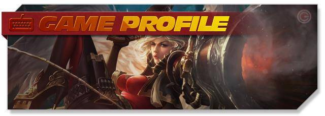 Revelation Online - Game Profile headlogo - EN