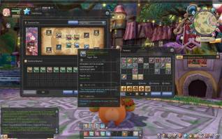 Twin Saga Profile screenshots f2p 15