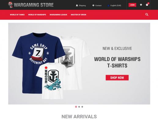 Wargaming eShop (1)
