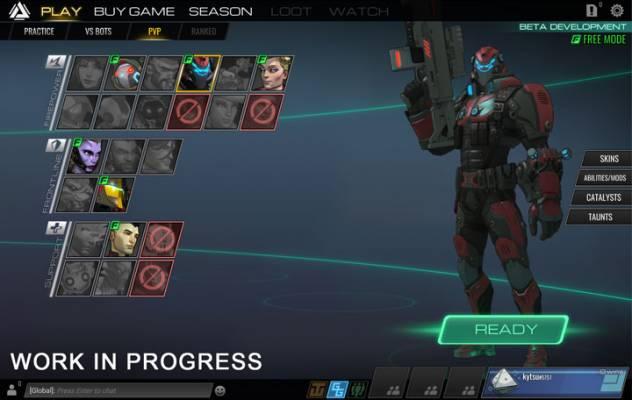 atlas reactor free mode iamge