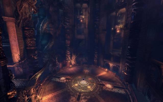 Ebondrake Citadel screenshot (1)