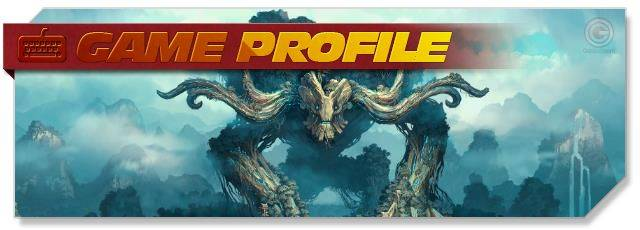 Faeria - Game Profile headlogo - EN