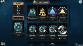 Faeria screenshots f2p profile 04