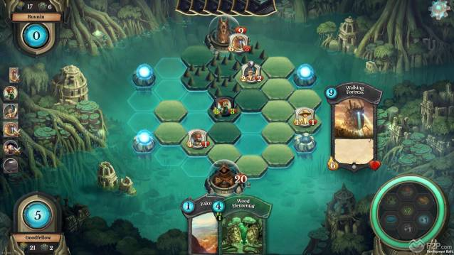 Faeria screenshots f2p profile 07
