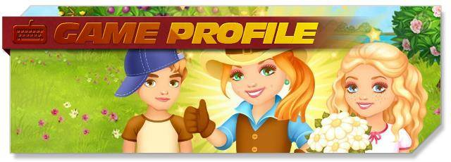 Farm Days - Game profile headlogo - EN