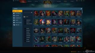 Heroes Evolved Profile screenshots f2p 01
