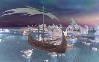 Neverwinter Sea of Moving Ice images (3)