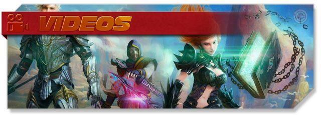 Weapons of Mythology - Videos headlogo - EN