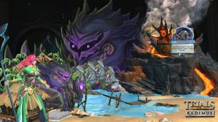 Chronicles RuneScape Legends Trials of Radimus shot 6