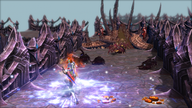 Devilian bloodstained legacy update screenshots (1)