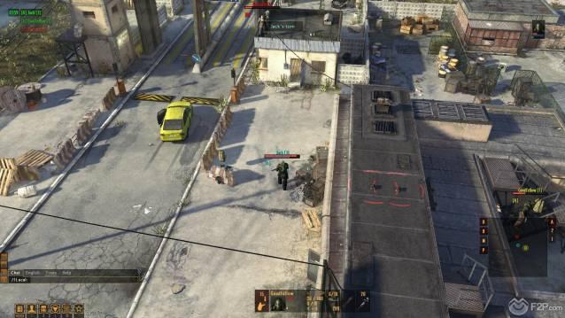 Lost Sector Profile screenshots f2p 19