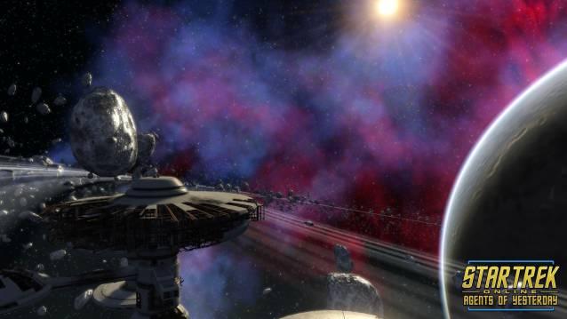 Star Trek Online Agents of Yesterday shots 1