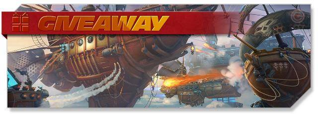 Cloud Pirates Closed Beta Keys Giveaway