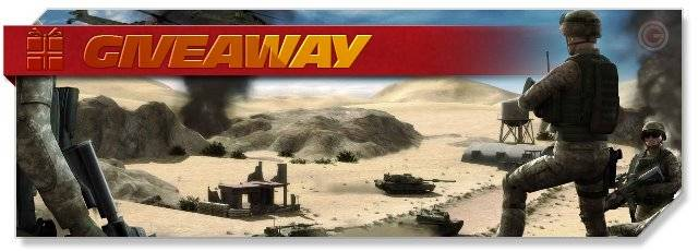 Desert Operations Free Items Giveaway