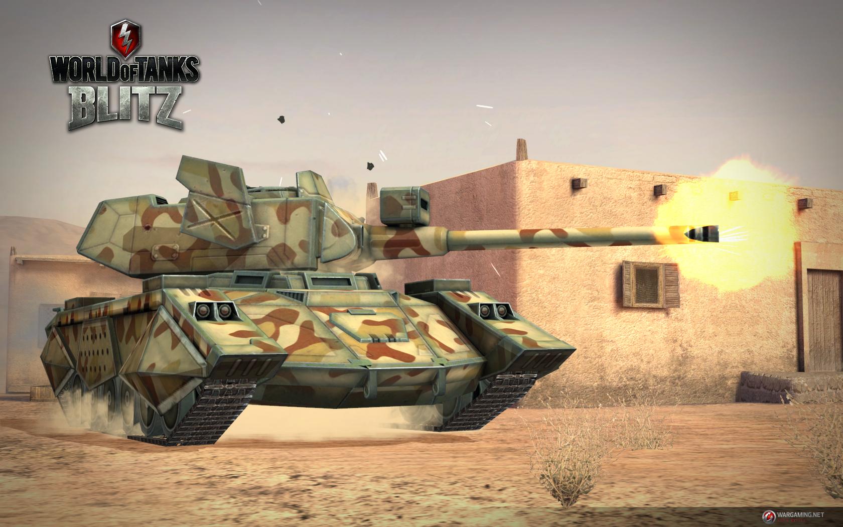 blitz tank