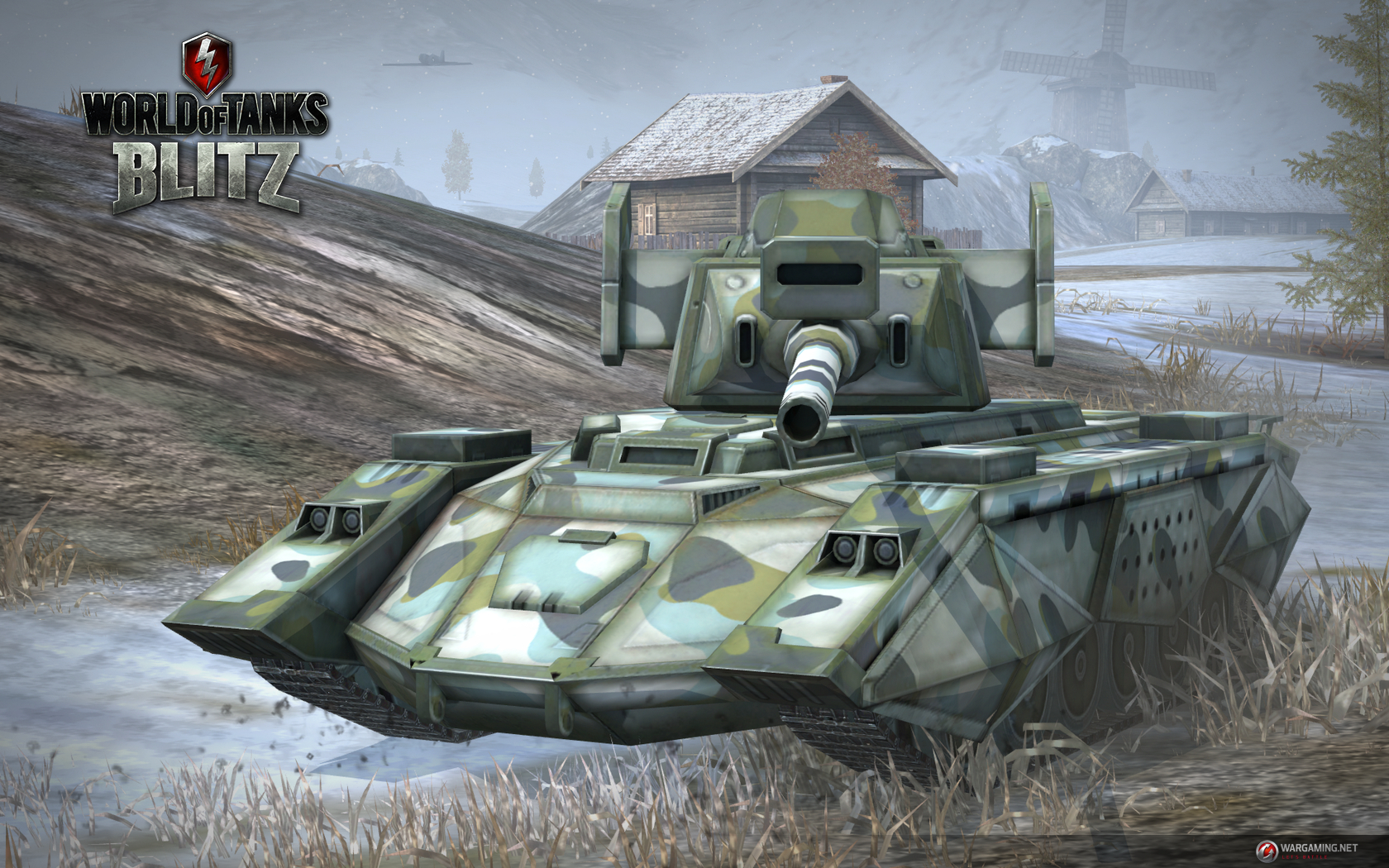 A 'Mecha' Tank Coming ...