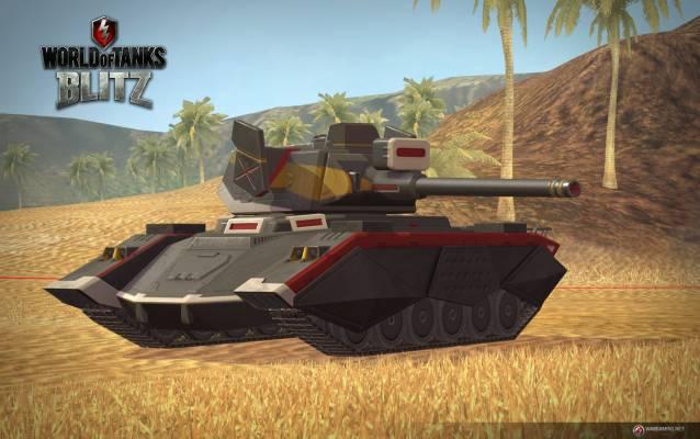 World of Tanks is a Free-to-Play Tank Action MMO