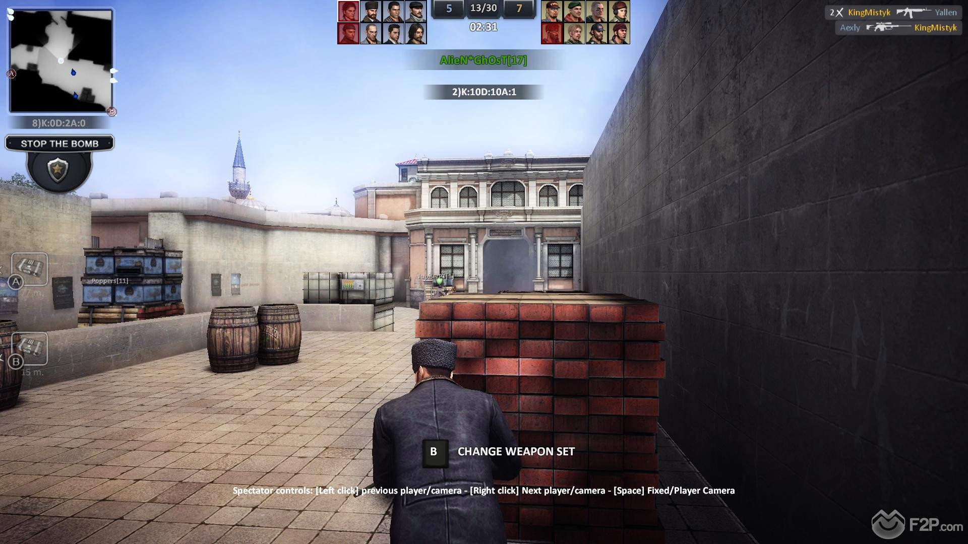 top 10 free mmofps 2016   f2p