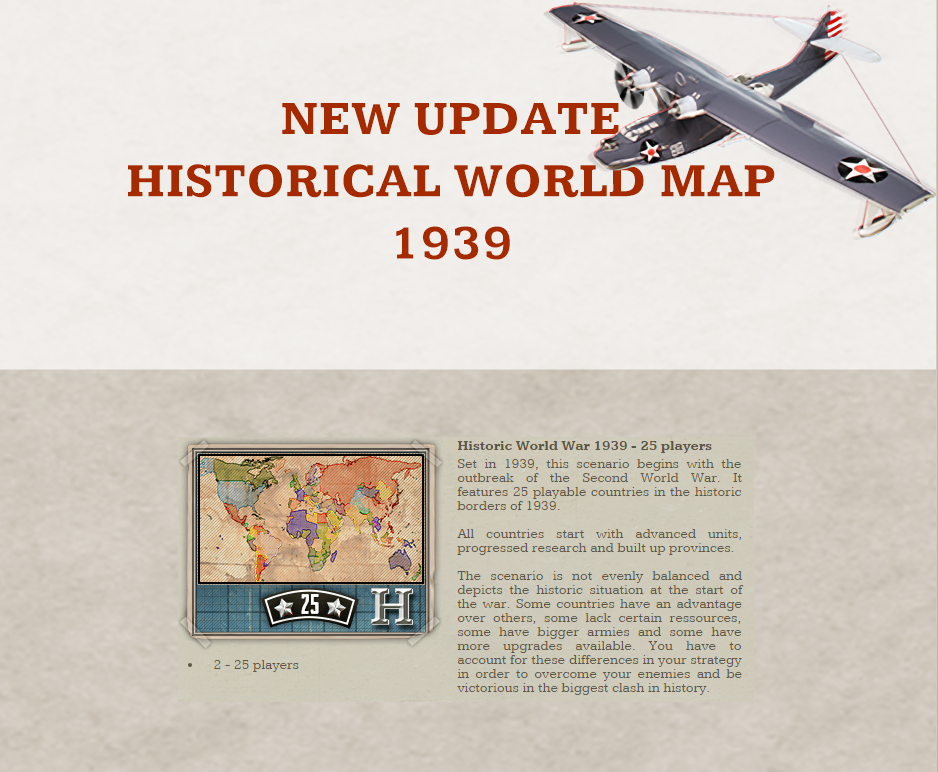 New historical world map in call of war call of war historical map shot gumiabroncs Images