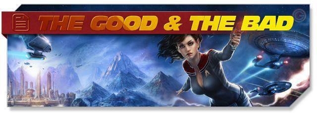 Star Trek Online: The Good & The Bad
