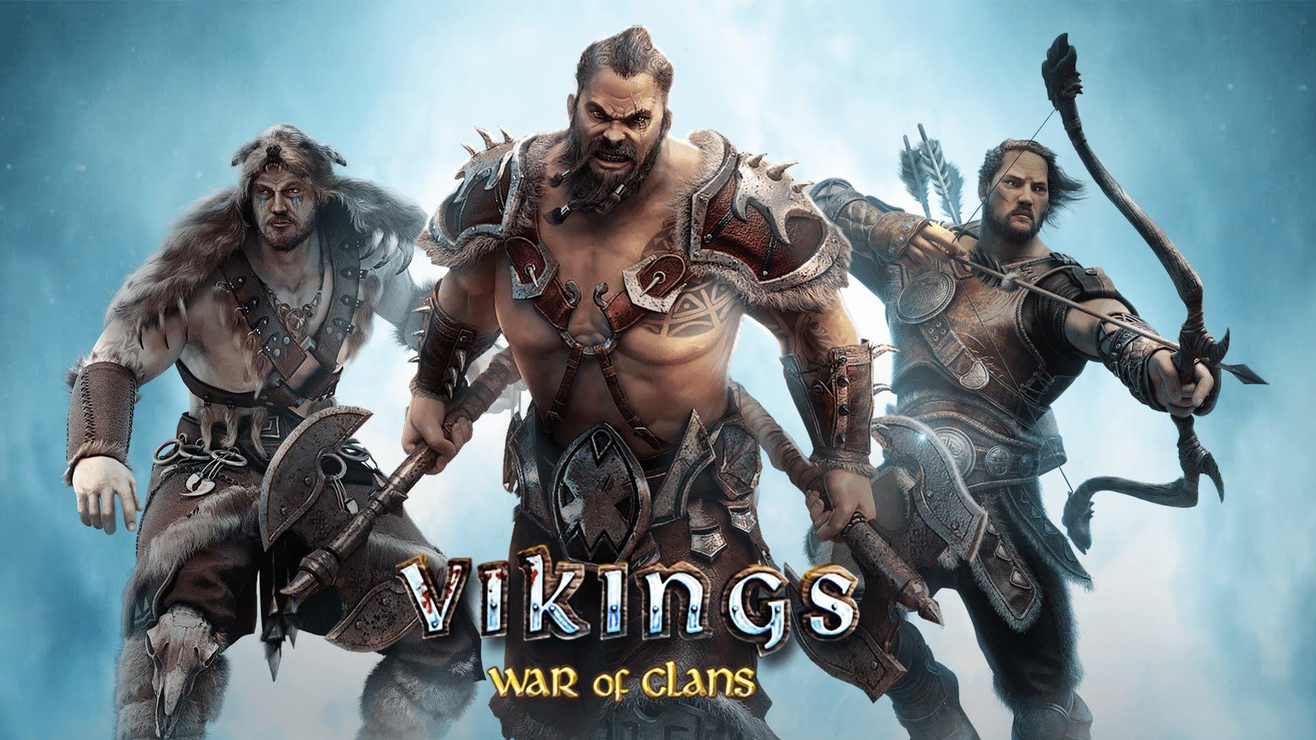 Vikings War of Clans интернет