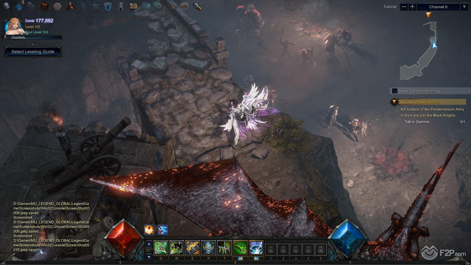 MU Legend screenshot 37