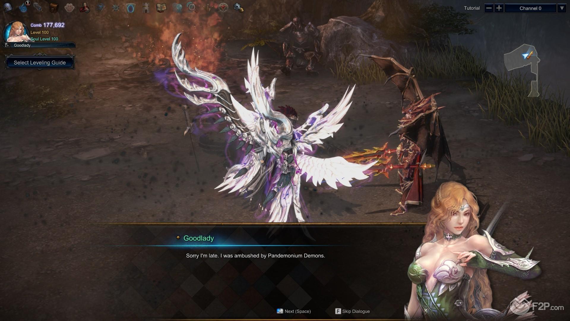 MU Legend screenshot 36
