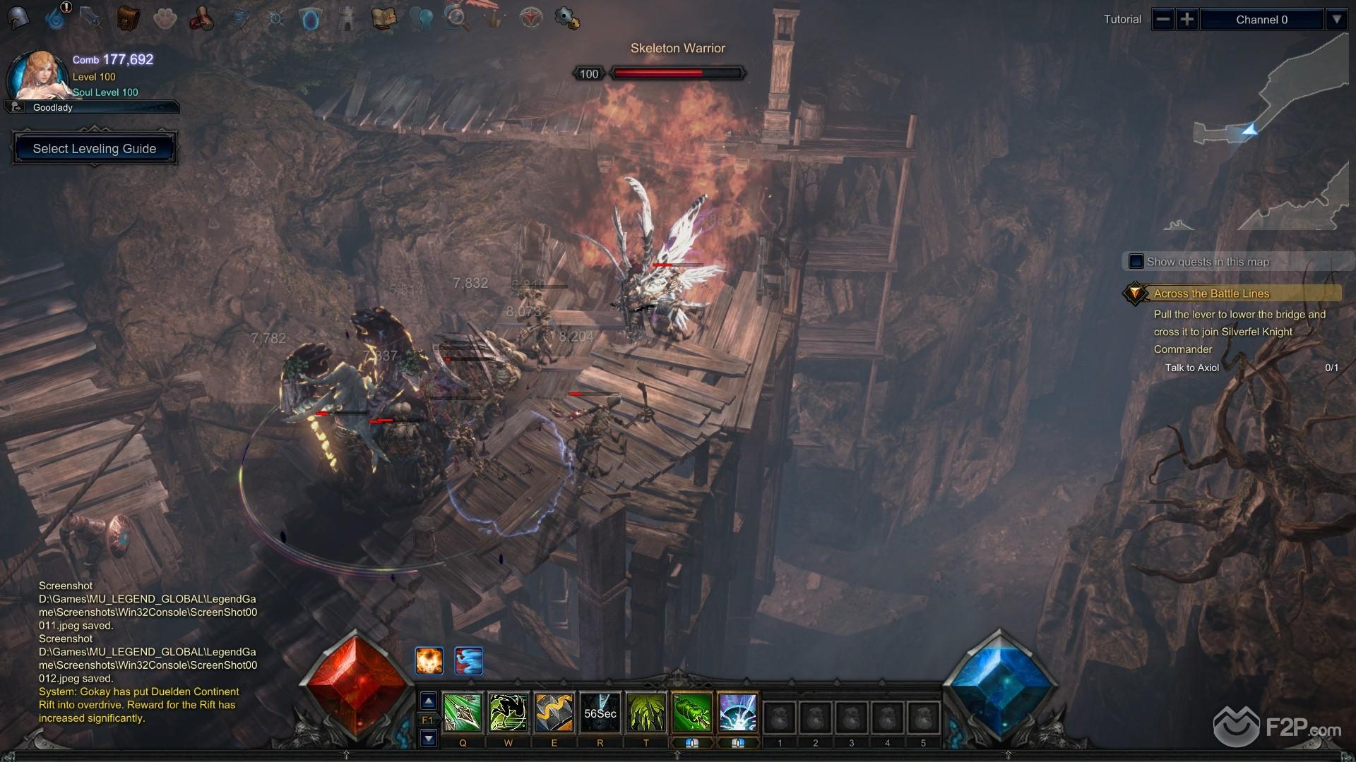 MU Legend screenshot 35