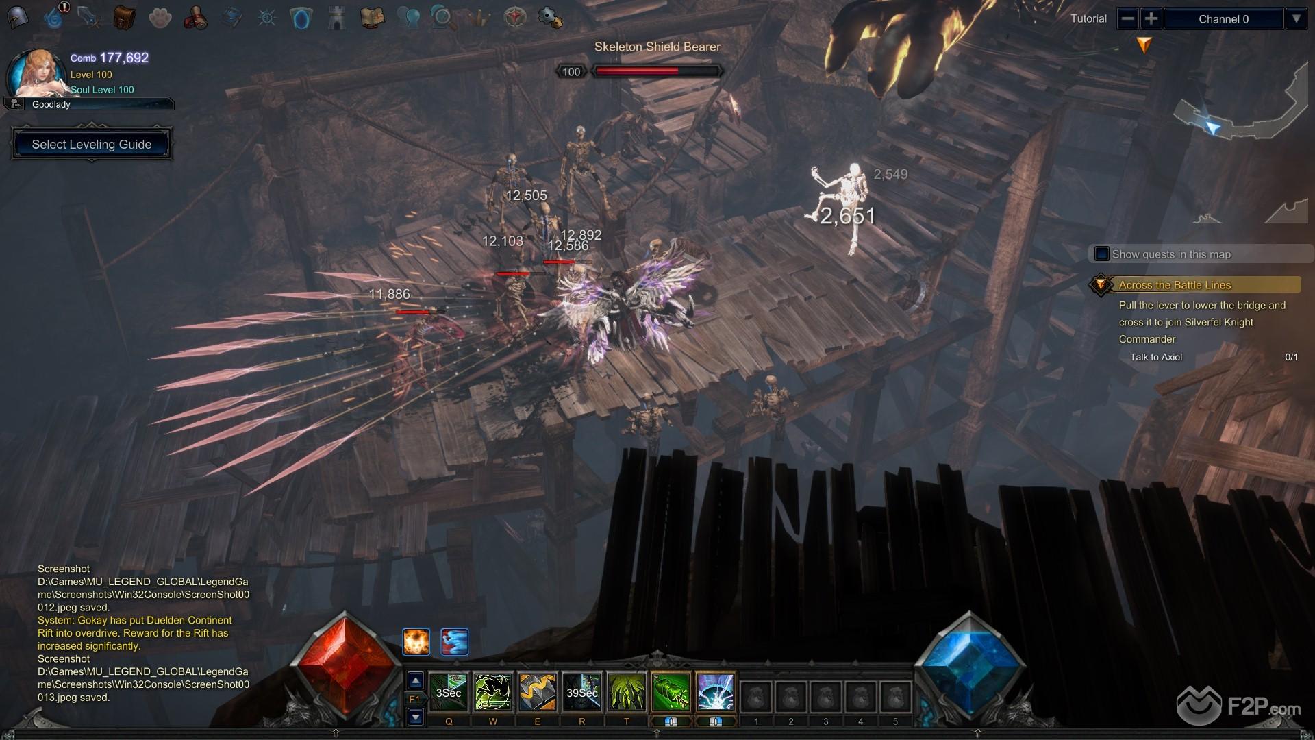 MU Legend screenshot 34