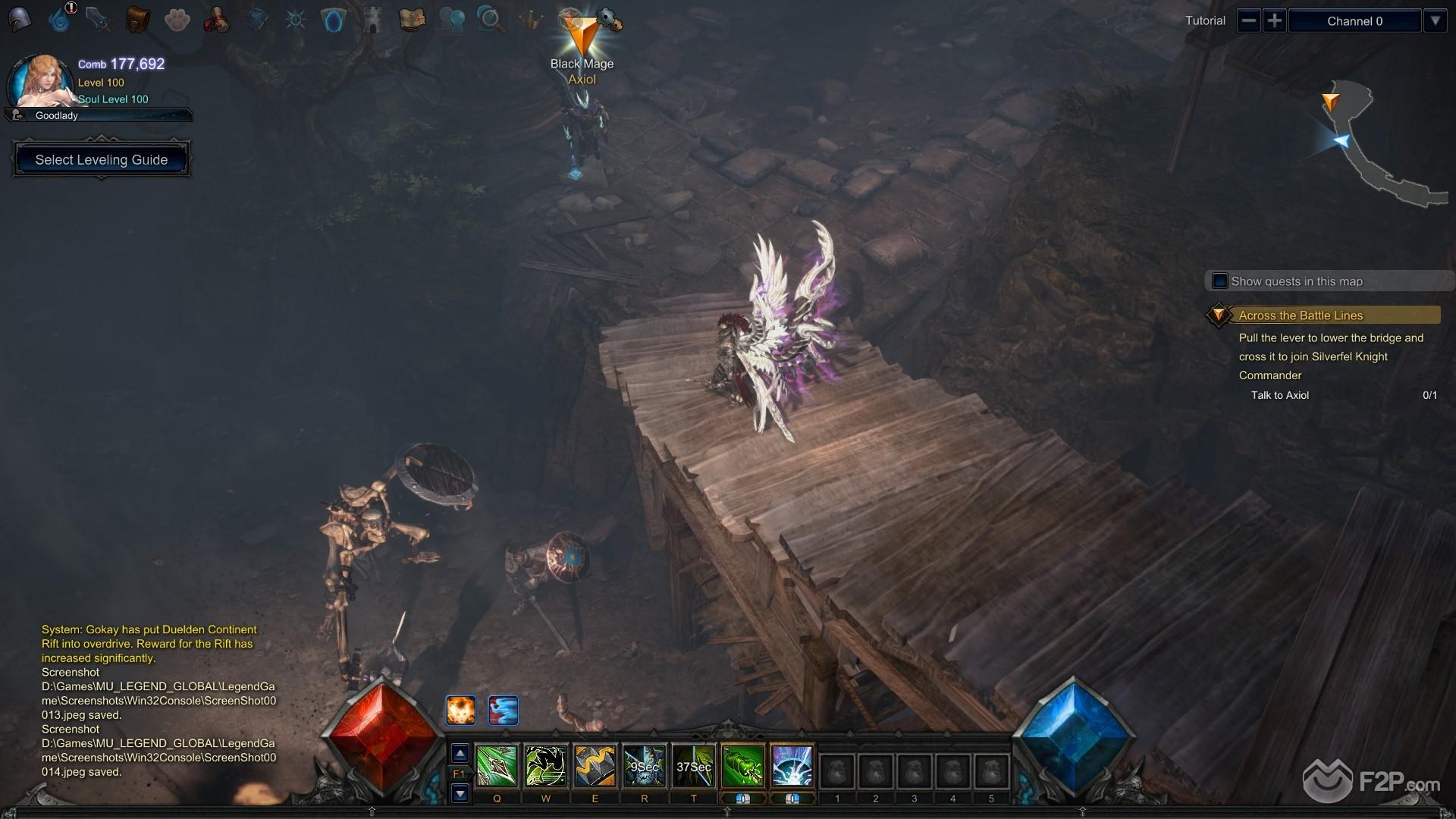 MU Legend screenshot 33