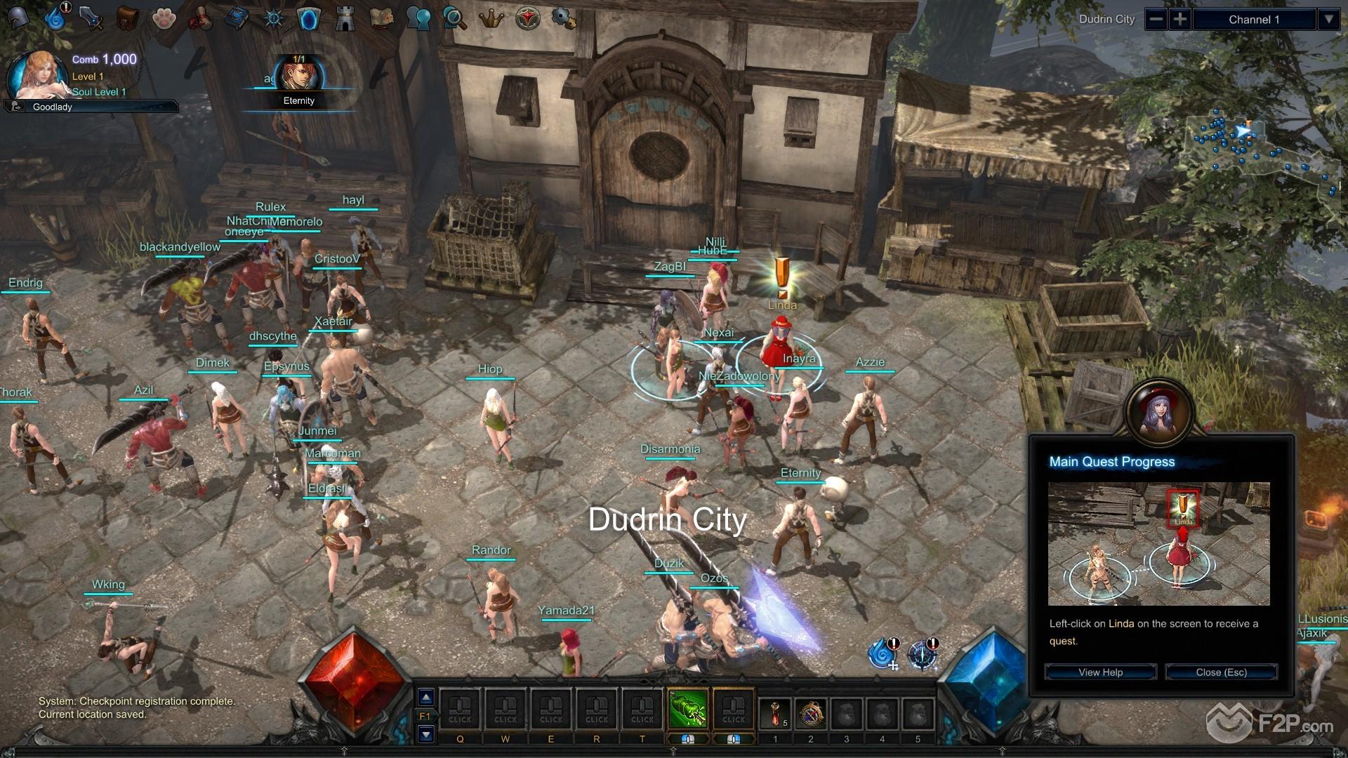 MU Legend screenshot 27