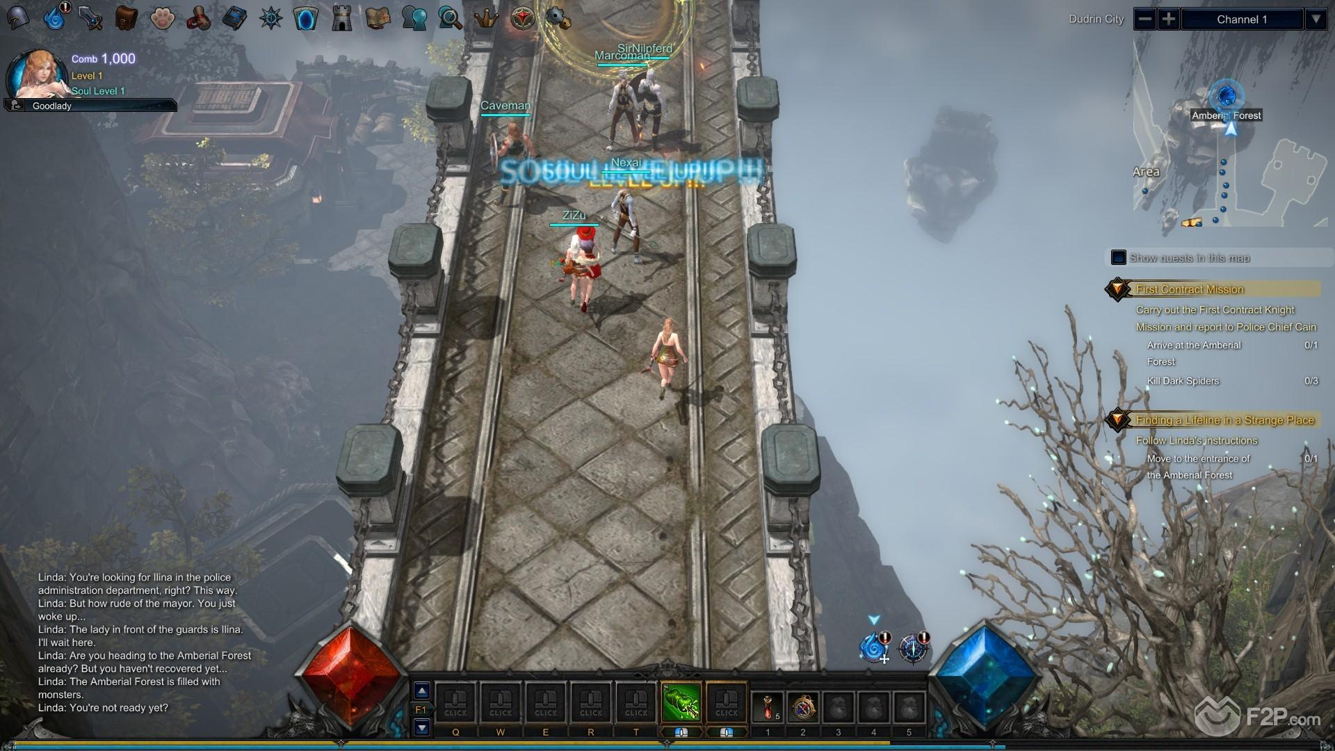 MU Legend screenshot 26