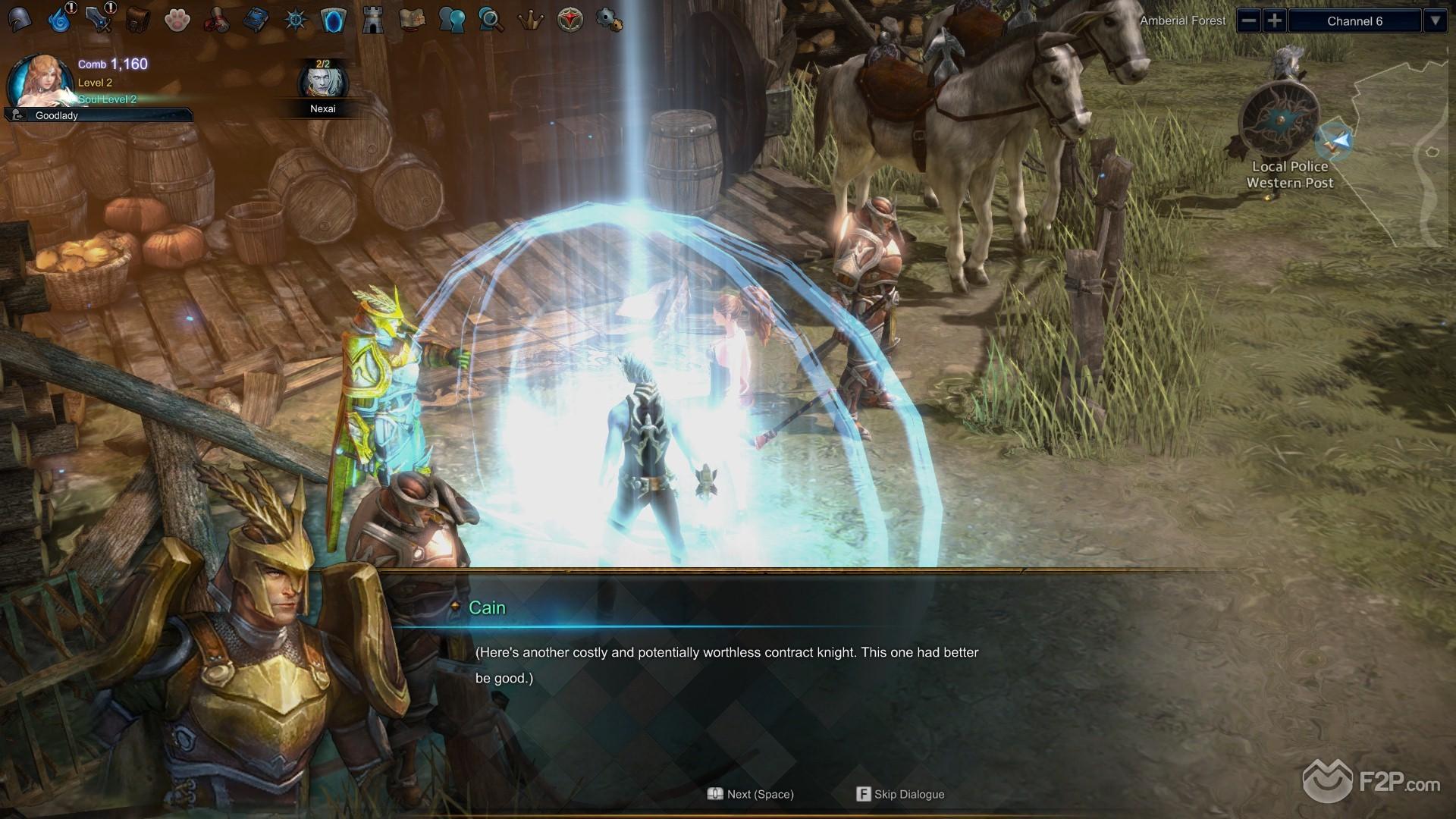 MU Legend screenshot 24