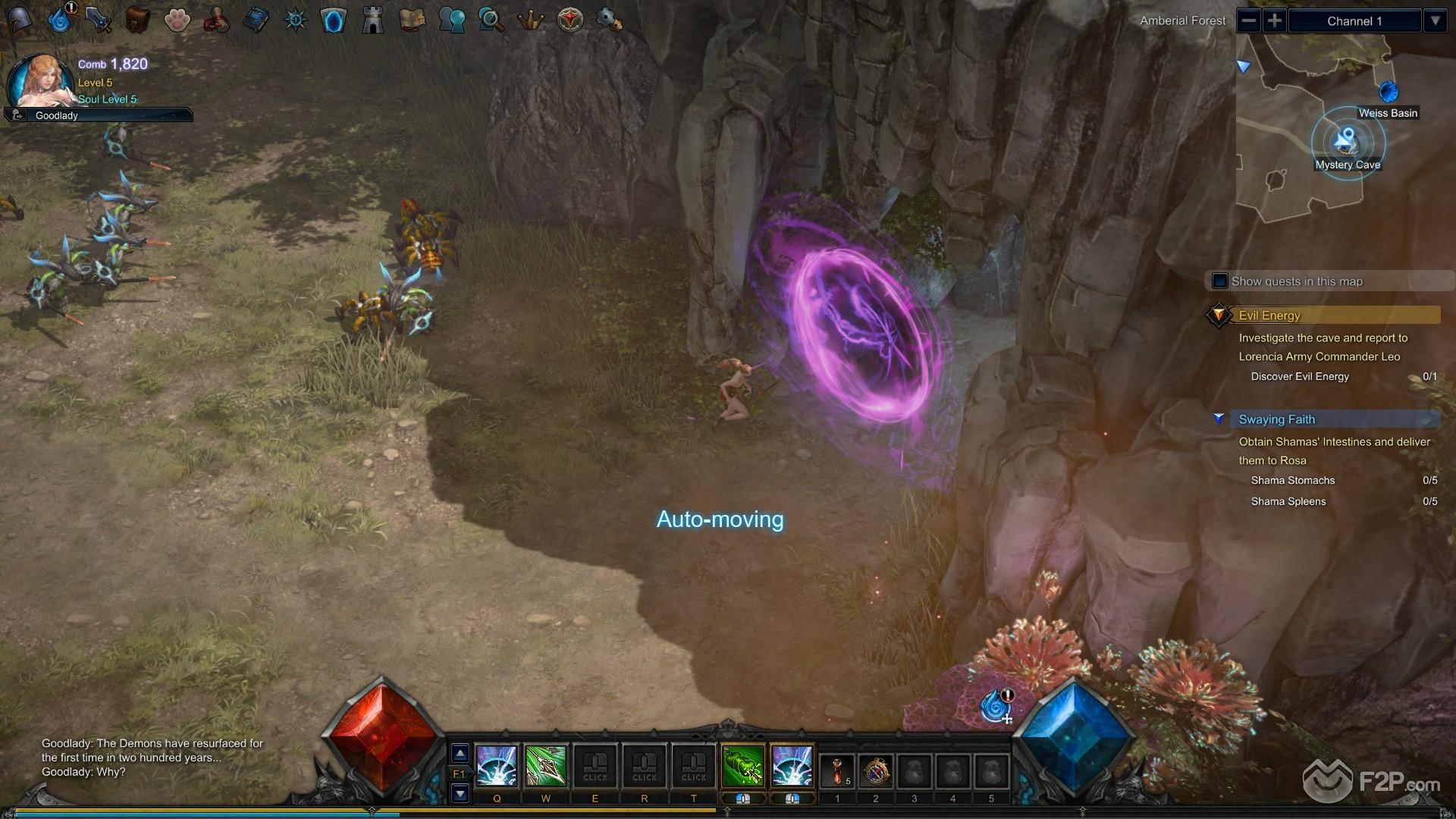 MU Legend screenshot 23