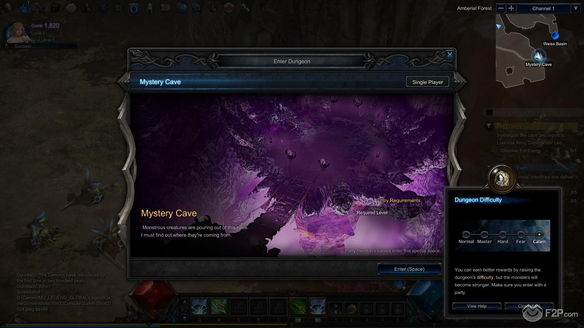 MU Legend screenshot 22