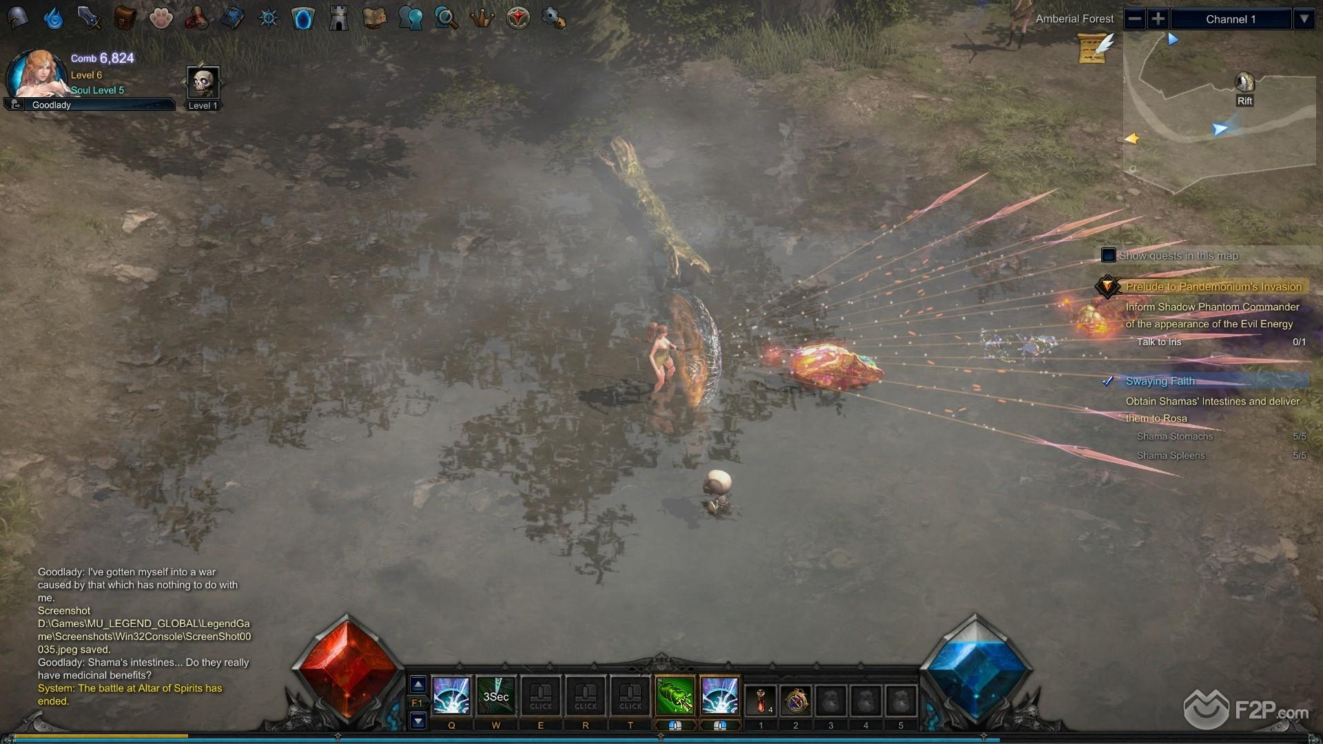 MU Legend screenshot 10