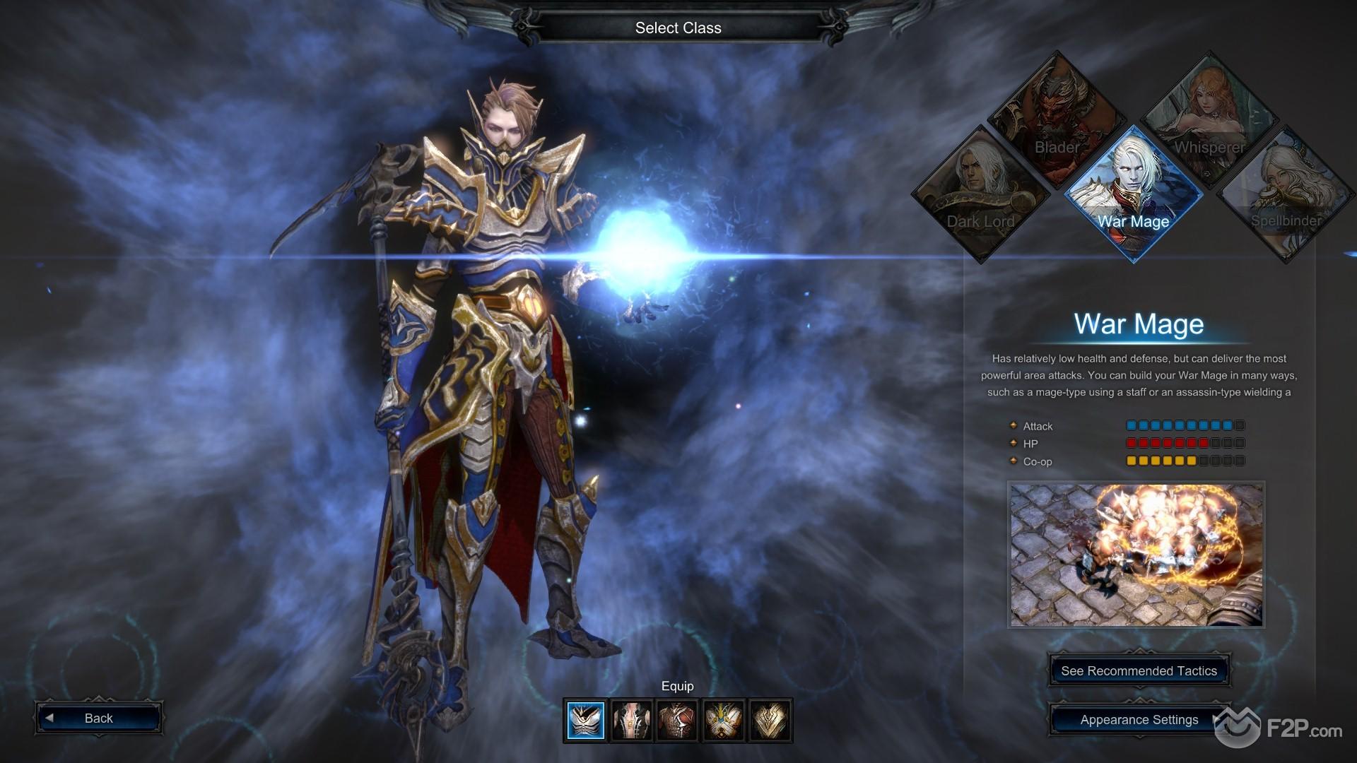 MU Legend screenshot 7
