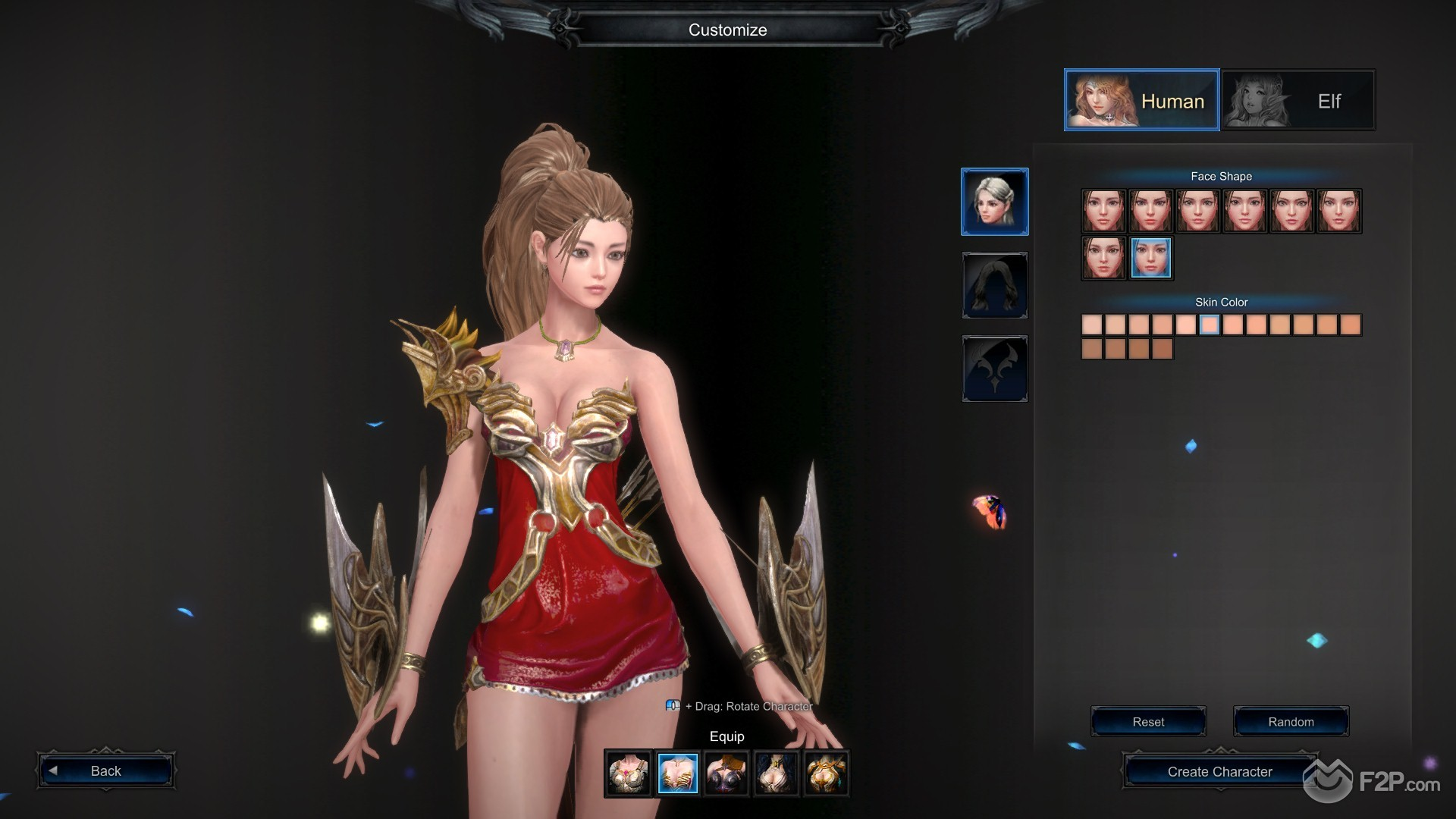 MU Legend screenshot 4