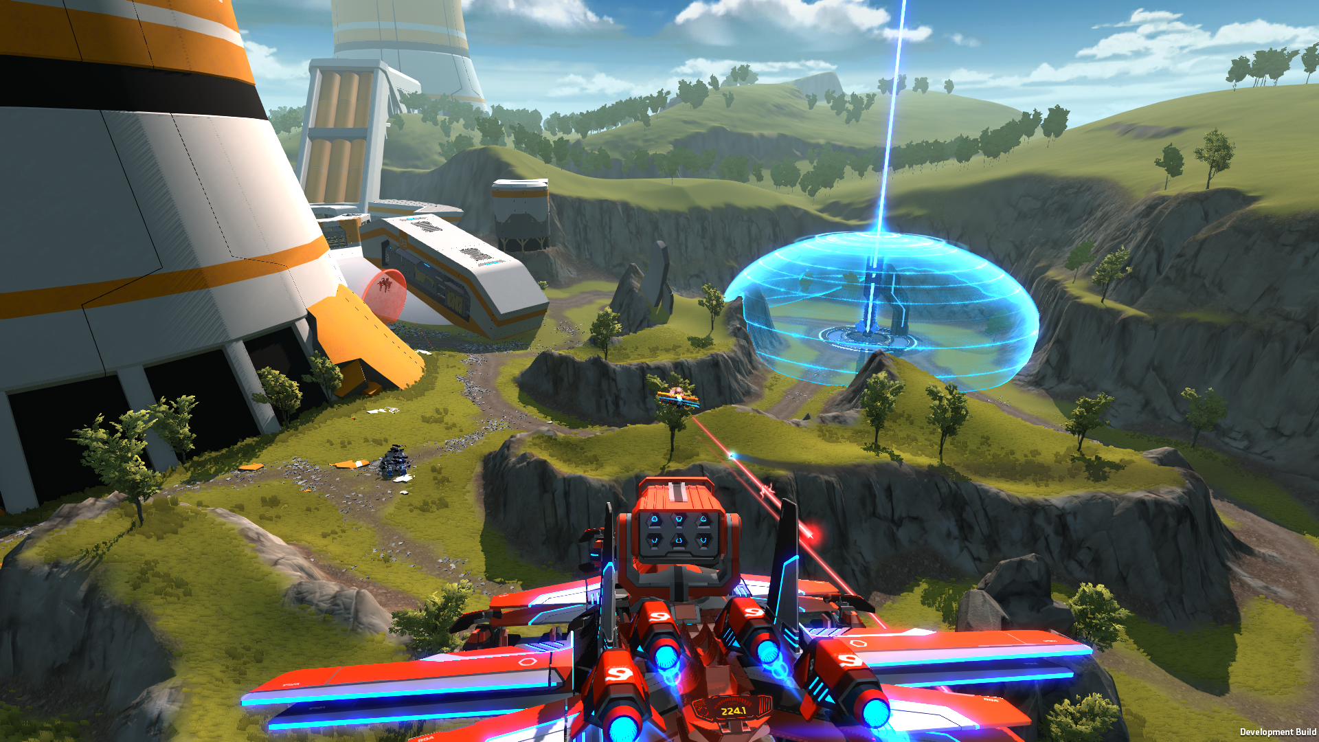 Robocraft Enters Beta With a New Update