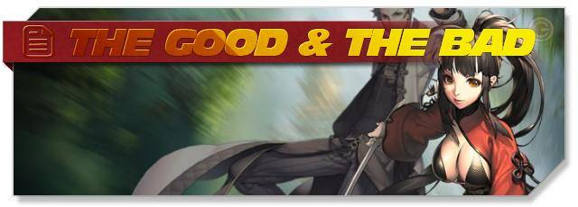 Blade & Soul: The Good & The Bad