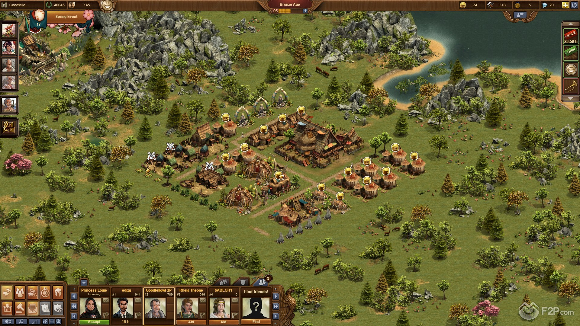 First Impressions on Forge of Empires review