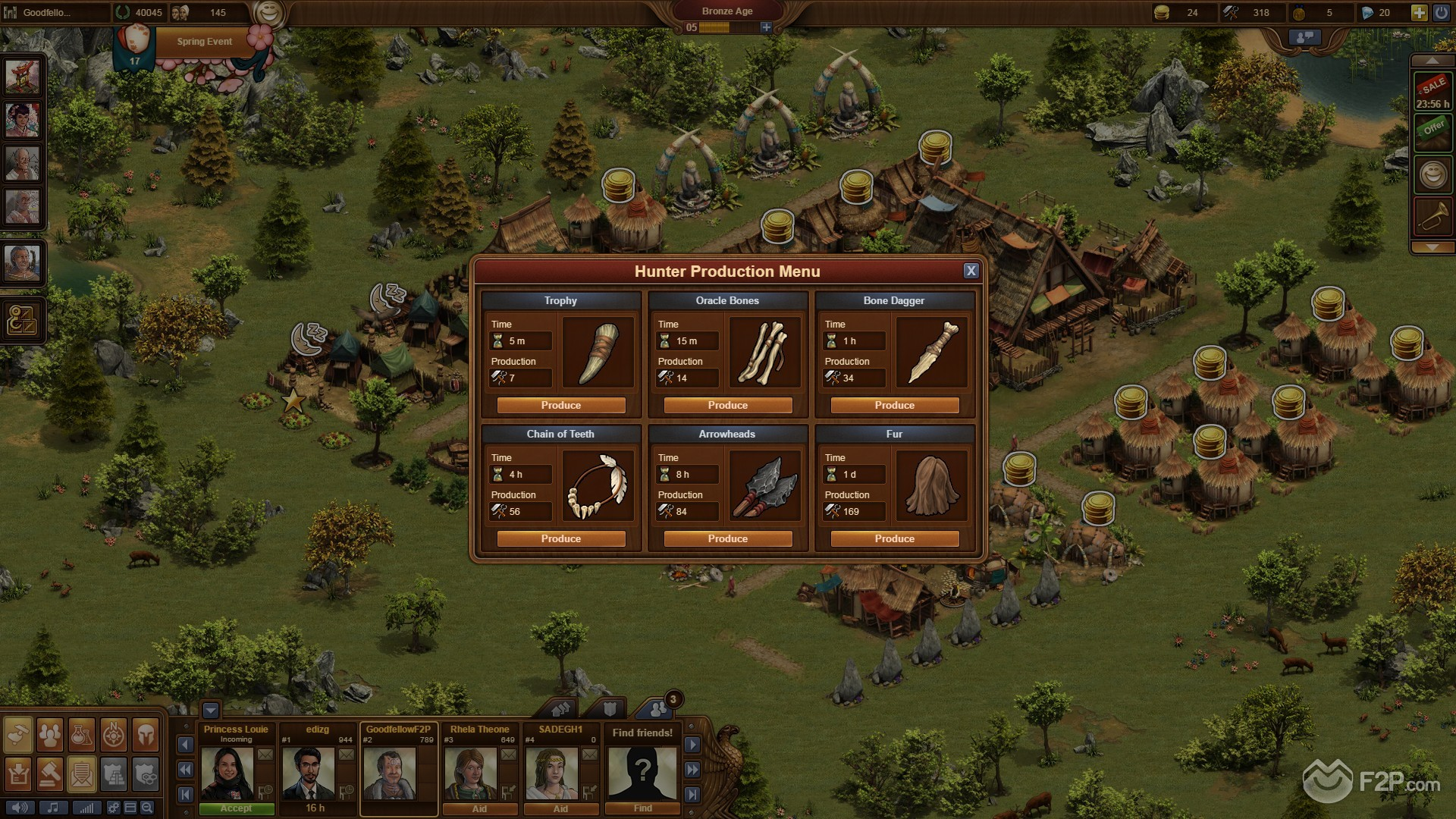 Forge of empires review ios8