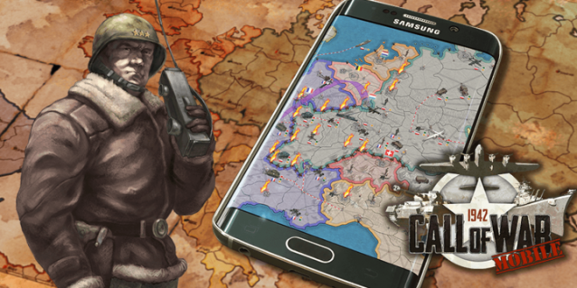 Call of War Free-to-Play MMO RPG Strategy Game for PC and Mobile Devices