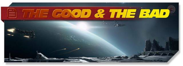 EVE Online: The Good & The Bad