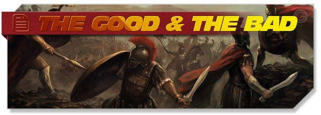 Sparta War of Empires: The Good & The Bad