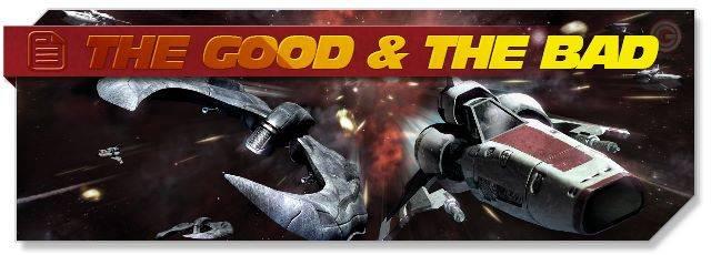 Battlestar Galactica Online: The Good & The Bad