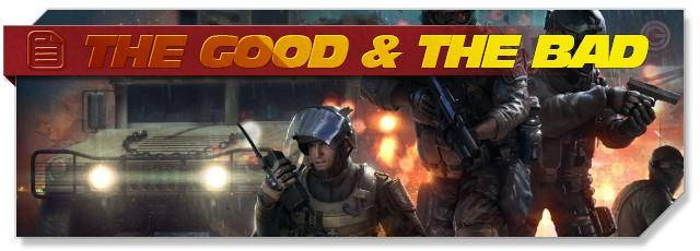 Soldiers Inc: The Good & The Bad