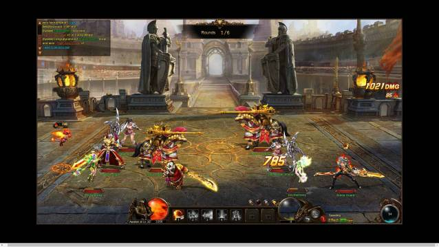 Dragon Awaken is a Free-to-play MMO Browser Game