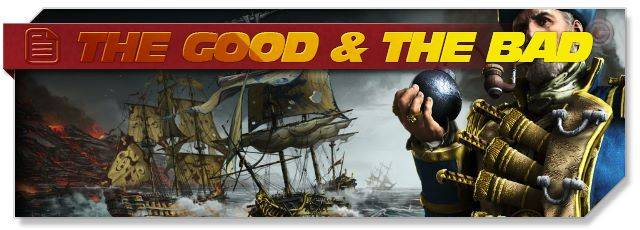 Seafight: The Good & The Bad