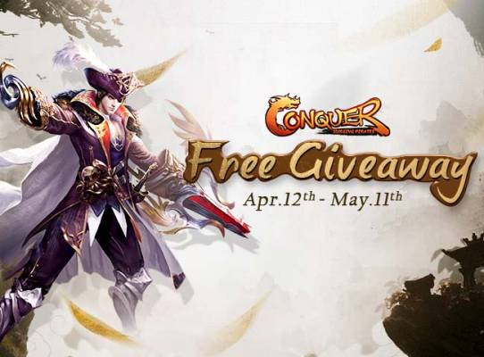Conquer Online Free Gifts
